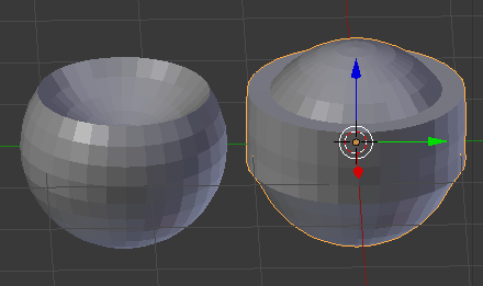 two more meshes