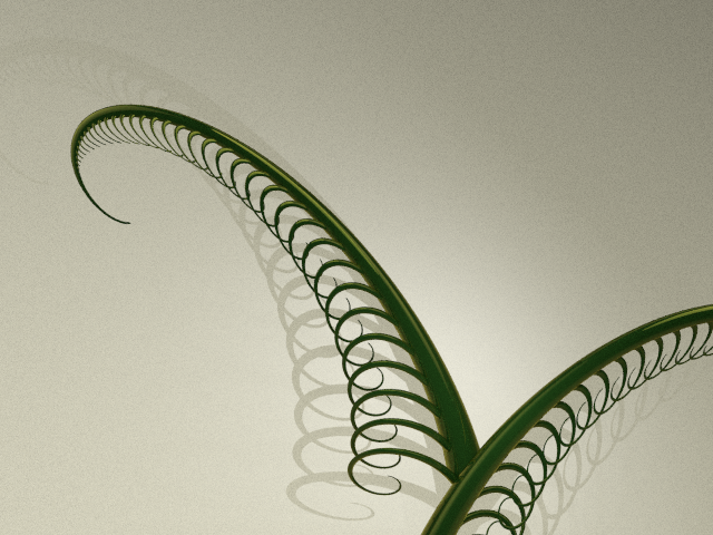 still from fern  animation