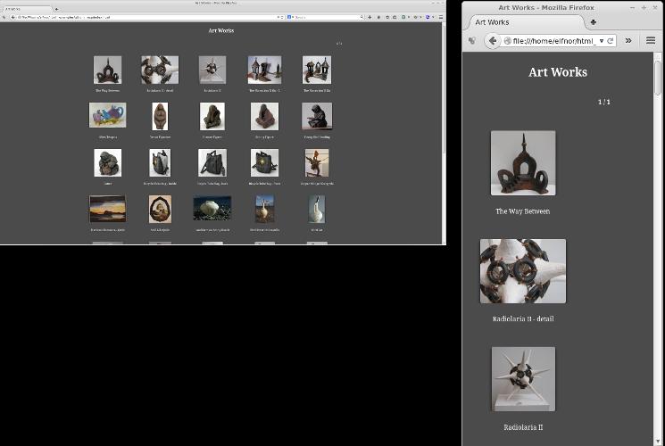 index screen shots