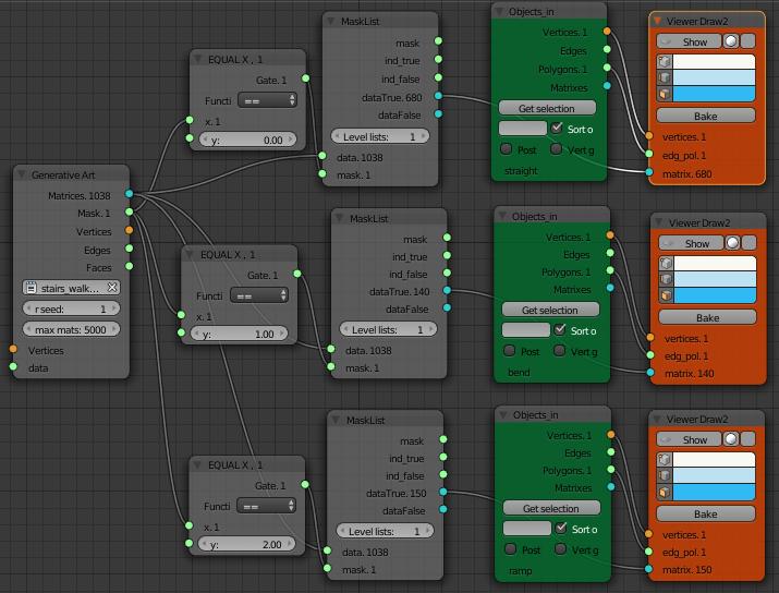 Blender game level generator look think make node diagram ccuart Gallery
